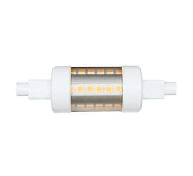 Lampe LED BENEITO R7S Tubulaire - 230V AC 5W 3000K 561Lm 360° 78mm 25 000H - Garantie 3ans
