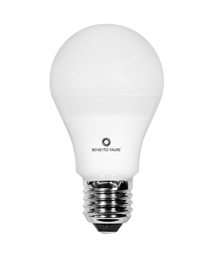 Lampe LED BENEITO Standard E27 - 9W 3000K 891Lm 25 000H - Garantie 3ans