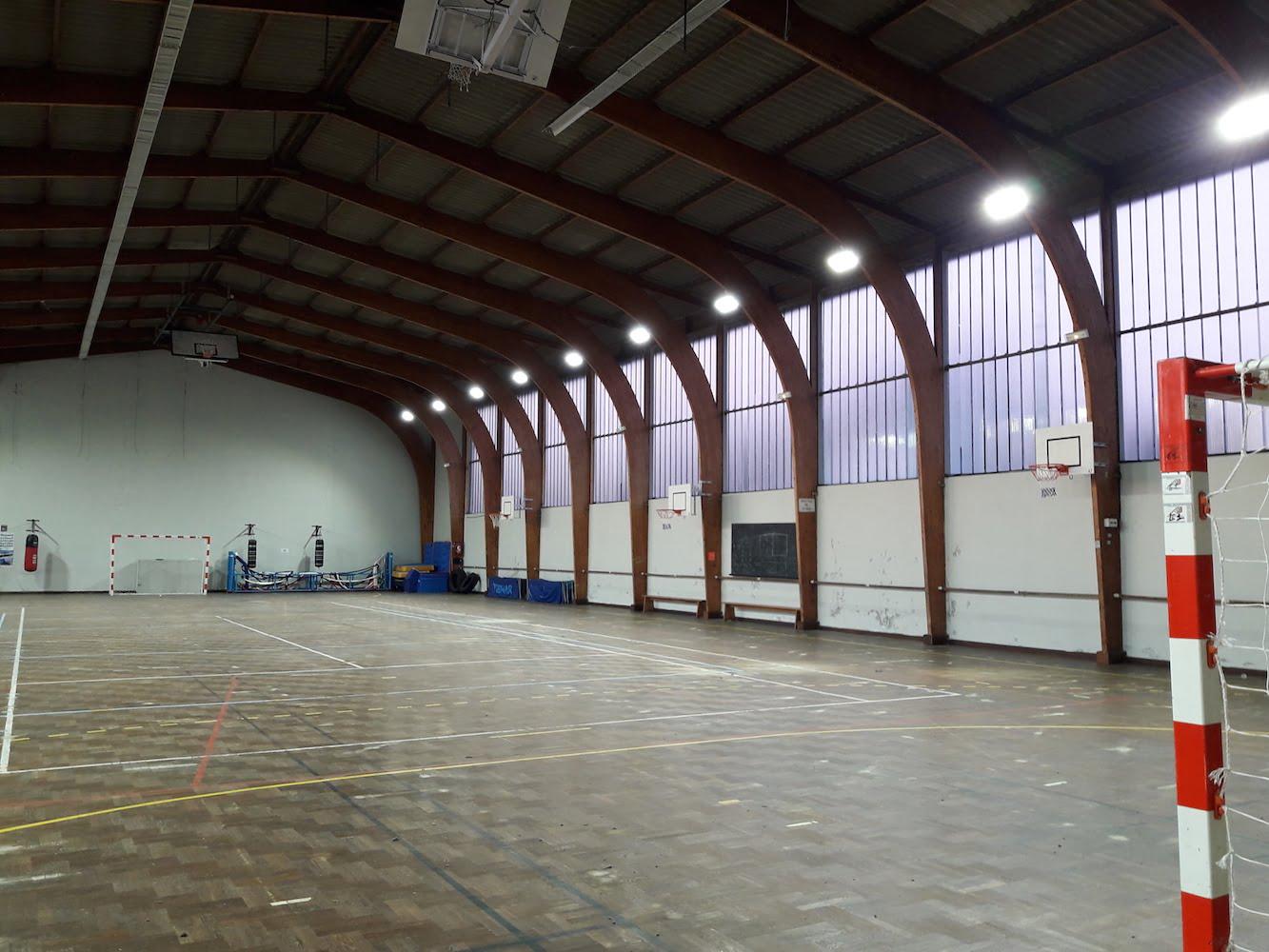 Salle Omnisport - Perros Guirec (22)