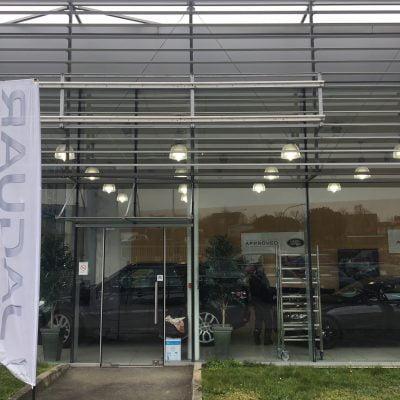 Jaguar Land Rover - Cesson-Sévigné (35)