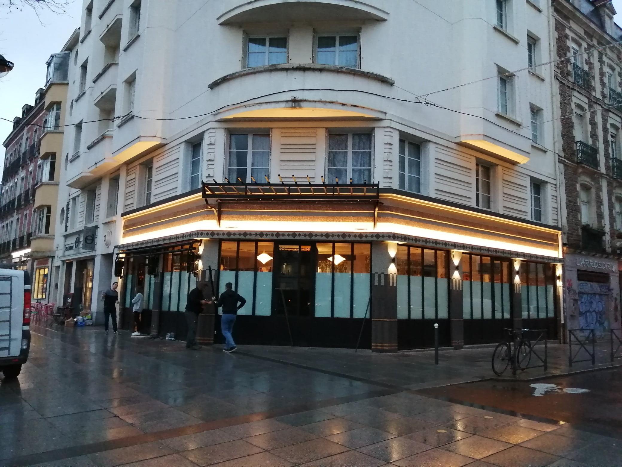 Brasserie La Parisienne à Rennes